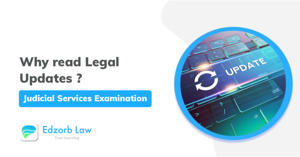 Why Read Legal updates